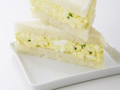 Mini egg salad sandwiches recipe pinterest egg salad get trisha yearwoods mini egg salad sandwiches recipe from food network forumfinder Gallery