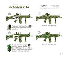 How to paint Atacs FG (2)