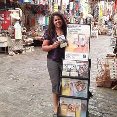 Public witnessing in Mercado Municipal de Aracaju Sergipe Brazil. Photo shared by @olhosdemel12