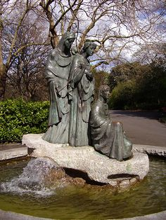 The Norns: Female beings who rule the destiny of gods and men.