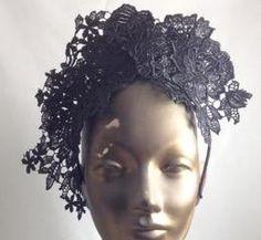 Diy Headband, Headbands, Gothic Accessories, Mad Hatters, Headpieces, Headdress, Crowns, Fascinator, Hair Pins