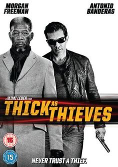 Thick as Thieves (2009) Poster