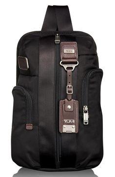 Tumi 'Alpha Bravo - Monterey' Sling Bag available at #Nordstrom