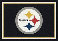 Pittsburgh Steelers Rug NFL Team Spirit