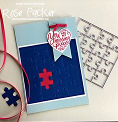 Rose Packer - Creative Roses | Stampin' Up! - Love you to Pieces