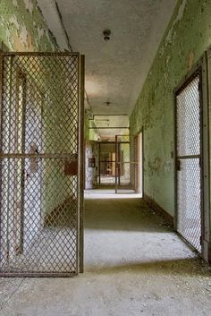 Maximum Security Ward, CT State Hospital