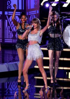 Shake it off - VMA performance