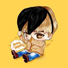 JJ Fan art Kim Jae Joong, Dibujos Cute, Jaejoong, Jyj, Tvxq, Cute Art, Fantasy Art, Chibi, Fan Art