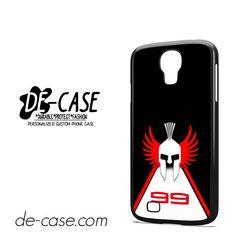 Jorge Lorenzo Sparta Logo DEAL-5971 Samsung Phonecase Cover For Samsung Galaxy S4 / S4 Mini