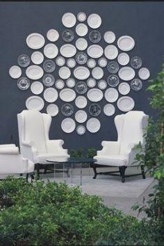 plate wall decor