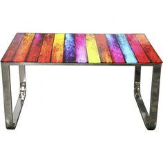 Rainbow soffbord 80 cm i gruppen Möbler hos Chilli AB (UCT1982RAINBOW)