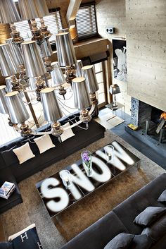 Chalet Indigo, #Megeve | snowzine.com