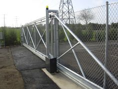 Get Gates & Fence It - Industrial Security Gate Fences, Gates, Commercial, Industrial, Picket Fences, Iron Fences, Industrial Music, Gate