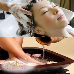 The-state-of-art #spa & #salon services defines #ThePinkRoom  www.viikingpinkroom.com