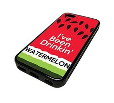 For Apple Iphone 5 or 5s Cute Phone Cases for Girls Beyonce Song Quote Watermelon Drink Fruit Pattern Design Cover Skin Black Rubber Silicone Teen Gift Vintage Hipster Fashion Design Art Print Cell Phone Accessories MonoThings http://www.amazon.com/dp/B00KYG1W2A/ref=cm_sw_r_pi_dp_Fk6Ntb0QDKN5E2QA