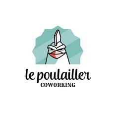 """Recherche de logo - coworking Metz """"Le Poulailler"""""""