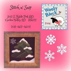 Wooly Block Adventure 2016