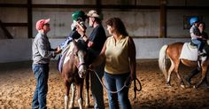 With Hippotherapy, the Horse Provides the Therapy (The New York Times)