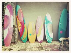Flow and Soul #art #surfboard #surfing