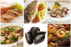 Yummy, Healthy Seafood...