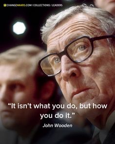 John Wooden: great quote for the first day of school.  School is not about learning stuff, it's about learning how to learn so you can go successfully learning in the future.