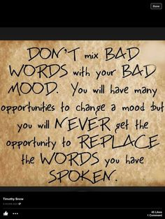 #quote #bad #words