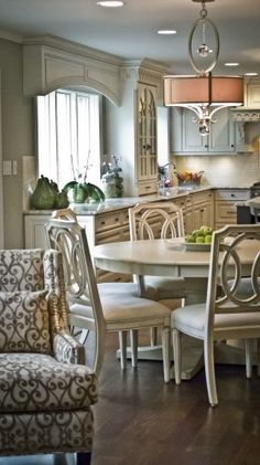 Beautiful dining...kitchen...family room