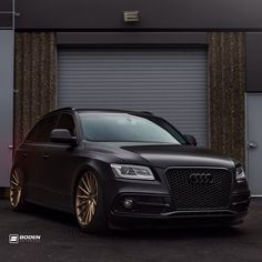 Q5 - Vossen Wheels, AccuAir eLevel, done.