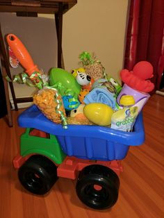 Diy avengers easter basket easter crafts pinterest easter easter basket for 18 month old boy negle Image collections