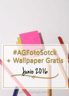 #AGFotoStock + Wallpaper gratuito del mes de junio 2016