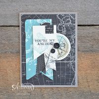 Stampin' Dolce: Nontraditional Valentine - Fancy Friday