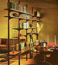 mid century room divider - Google Search