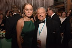 Harold Matzner Photos - Actress Brie Larson and Palm Springs International Film Festival Chairman Harold Matzner attend the 27th Annual Palm Springs International Film Festival Awards Gala at the Palm Springs Convention Center on January 2, 2016 in Palm Springs, California. - 27th Annual Palm Springs International Film Festival Film Screenings & Events