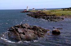 Île Verte, Bas-Saint-Laurent.  la Bretagne  emmenée au Quebec !