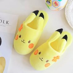 Ny produkt i onlineshoppen - 2016 Christmas gi.... Finns på http://solpanelerna.kina-import.se/products/2016-christmas-gift-cotton-home-women-men-slippers-winter-warm-couples-shoes-indoor-pokemon-pikachu-girls-slippers-size35-42?utm_campaign=social_autopilot&utm_source=pin&utm_medium=pin