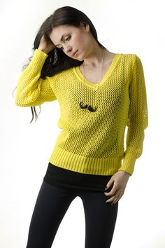 Sweter ażurowy od Signity Spring Trends, Turtle Neck, Pullover, Sweaters, Fashion, Mandalas, Moda, Fashion Styles, Sweater