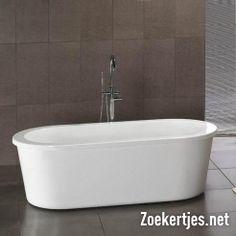 Vrijstaande badkuip