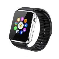 Best Smartwatch Sweatproof Bluetooth Smart Wrist Watch Phone Mate SIM/TF/Camera/ Pedometer for Apple iPhone and Android Smart Phones (Fantime SW-08 Black) Present: A free 512MB TF card & one more battery! Warranty: Free replacement and return within 7 days Product Features: Body: Metal Body The most Read more http://themarketplacespot.com/wearable-technology/best-smartwatch-sweatproof-bluetooth-smart-wrist-watch-phone-mate-simtfcamera-pedometer-for-apple-iphone-and-android