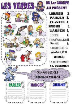 Reasons to Learn Brazilian Portuguese French Verbs, French Grammar, French Teacher, Teaching French, How To Speak French, Learn French, Learn Brazilian Portuguese, French Worksheets, French For Beginners