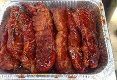 Country Ribs: in pan Country Ribs Recipe, Country Style Pork Ribs, Ribs On Grill, Bbq Ribs, Grilling Ribs, Bbq Pork, Slow Cooking, Smoker Cooking, Cooking Recipes