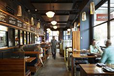 The best cafe, bar and restaurant interiors of 2014