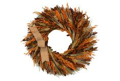 "16"" Heartland Spice Wreath on OneKingsLane.com"