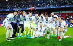SergioRamosEspañoles por el mundo! / Spaniards around the world! @realmadrid