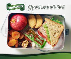 Al preparar una lonchera saludable, tus hijos comen mejor y tú puedes ahorras dinero. Cambia las papitas fritas, que tienen un alto contenido de grasa y sodio, por papitas horneadas o palomitas de maíz sin mantequilla, cacahuates nueces y/o almendras. En lugar de la fruta en conservas usa frutas frescas o seca. Remplaza los caramelos por barras de granola o de frutas