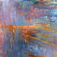 "Saatchi Art Artist daphne verheijke; Painting, ""After rain comes sunshine"" #art"