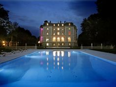 Exceptional 5-star château in the heart... - HomeAway Riom