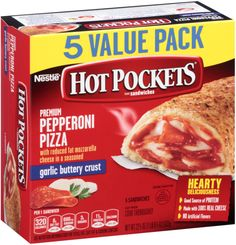 You can get free Hot Pockets Sandwiches at Target right now: Buy Hot Pockets Sandwiches 5 count at $2 Use $3/1 coupon from the 6/12 SmartSource insert Free after coupon Thanks, For The Mommas!