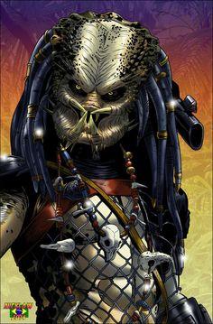 Predator by NickLaw-Artes on DeviantArt