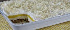 Nápolyis-citromos-fehércsokis réteges süti