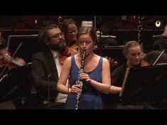 Wolfgang Amadeus Mozart: Clarinet Concerto in A major, K.622 - YouTube